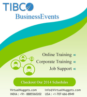 TIBCo CEP Online Training Services