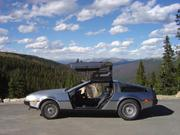 Delorean Dmc-12 15098 miles