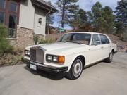 1989 Rolls-royce Rolls-Royce Silver Spirit/Spur/Dawn Parchment