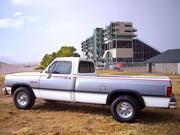 1993 DODGE Dodge Other Pickups Base Standard Cab Pickup 2-Doo