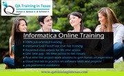Informatica Online Training and Placement Assistance in USA