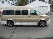 2012 GMC SavanaExplorer Limited SE Conversion