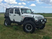 2009 Jeep WranglerUnlimited Rubicon Sport Utility 4-Door