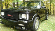 1991 GMC SYCLONEBlack on black
