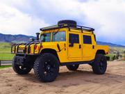 Hummer 1999 Hummer: H1 Hard Top Truck - Incredibly Rare Body S