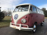 1961 Volkswagen BusVanagon deluxe 23 window