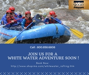 Best White water adventure Trips in Colorado