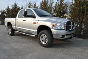2009 Dodge Ram 2500 Laramie Crew Cab Pickup 4-Door