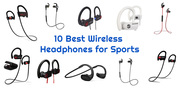 10 Best Wireless Headphones for Sports | The Headphone World