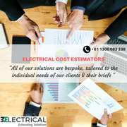 Electrical Cost Estimators in Australia | Call Now 1300 083 238